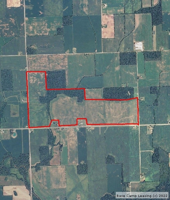 Randolph county indiana hunting lease property 5343 for Indiana fish farms