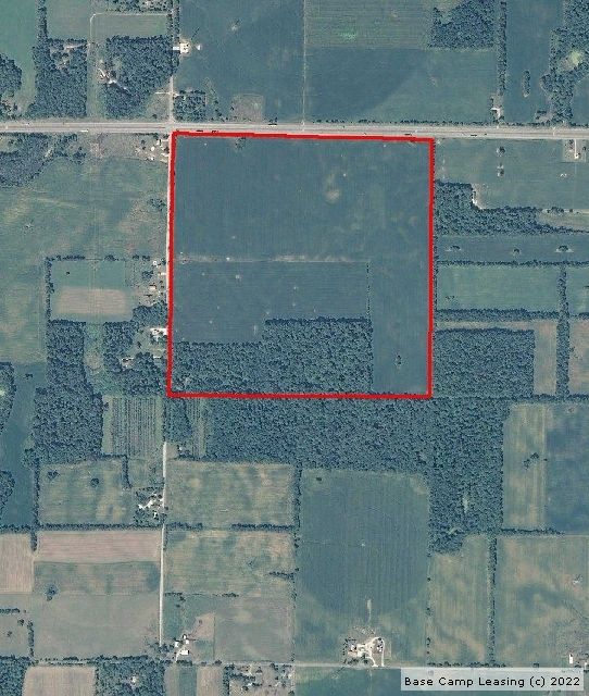 St joseph county indiana hunting lease property 5349 for Indiana fish farms