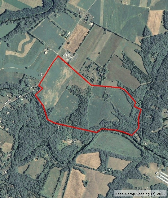 Franklin County Pennsylvania Hunting Lease  Property