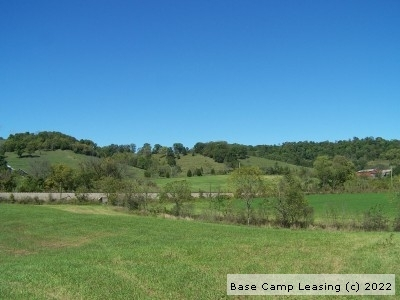 Map or photo for Carroll County, Kentucky hunting lease property.
