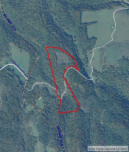 Randolph County West Virginia Hunting Lease Property
