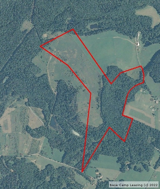 Preston County West Virginia Hunting Lease Property