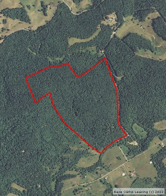 Lee County Virginia Hunting Lease Property 6330 Base