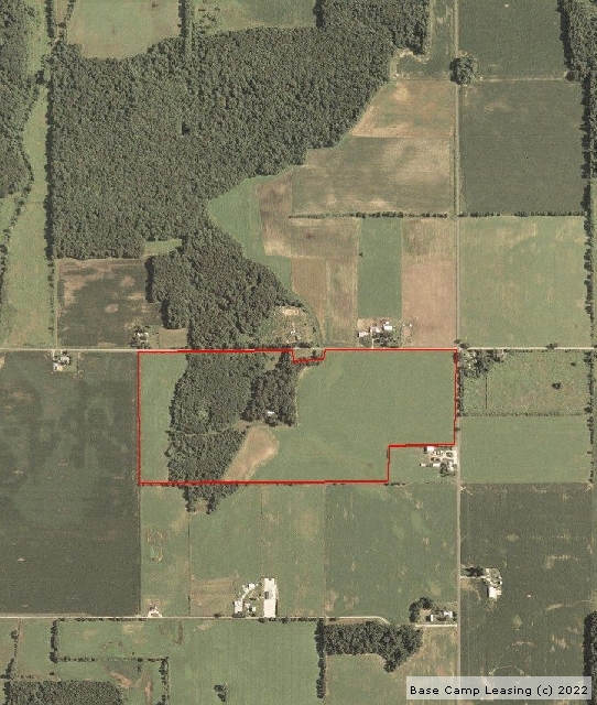 Northern Indiana hunting lease