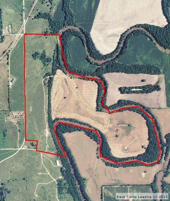 Hunters Ridge Kansas: Butler County Kansas Hunting Lease - Property #4495