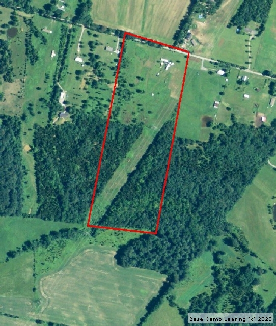 Highland County Ohio hunting lease.