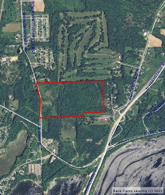 Hunters Ridge Kansas: Mercer County Pennsylvania Hunting Lease