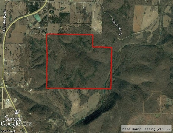 Sequoyah County Oklahoma Hunting Lease - Property #7368 | Base Camp on kansas hunting unit map, kansas walk-in fishing map, kansas hunting regions map,
