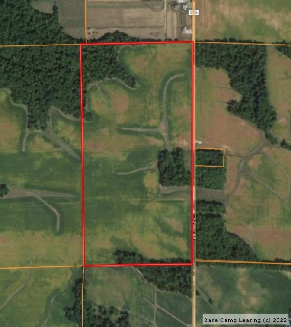 Parke County Indiana Hunting Lease Property 3603 Base Camp Leasing