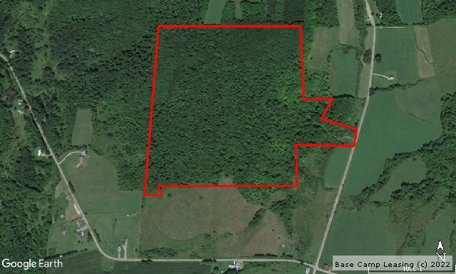 Our Newest Hunting Properties Available For Lease Base Camp Leasing - Hunting aerial maps